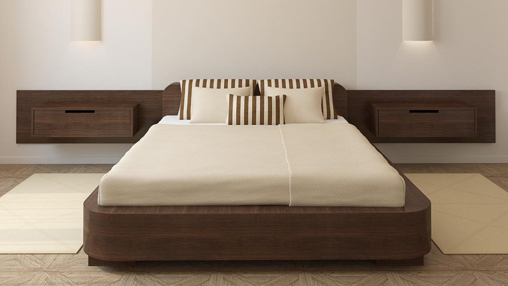 simple hotel room design